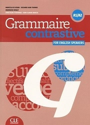 Contrastive Grammar : French Grammar for English speakers - Click to enlarge picture.