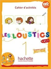 Les Loustics 1 - Workbook - Click to enlarge picture.