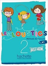 Les Loustics 2/A1 - Textbook - Click to enlarge picture.