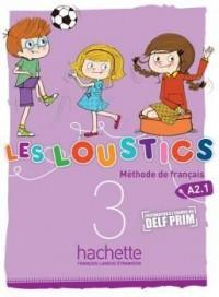 Les Loustics 3/A2.1 - Textbook - Click to enlarge picture.