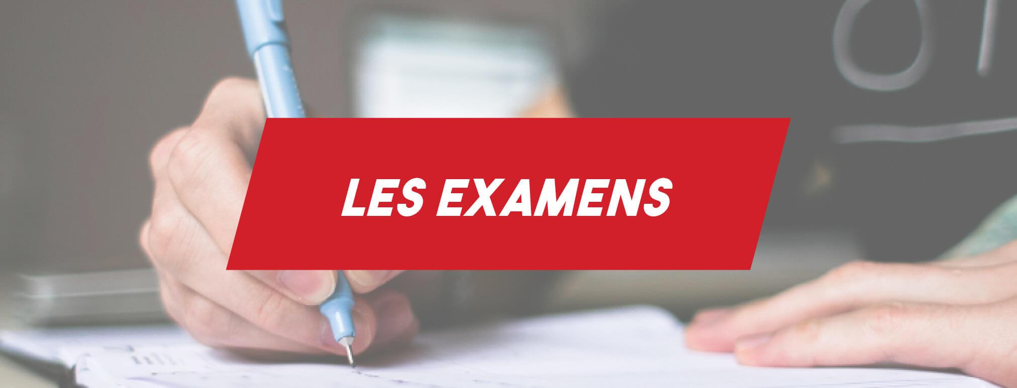 AF Adelaide - Exams